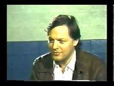 """David Gilmour interview during 1984 """"About Face"""" tour - YouTube"""