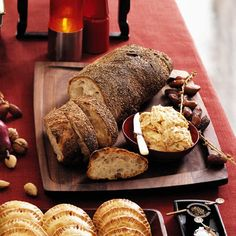 Easy Holiday Hors D'Oeuvres  on Food & Wine