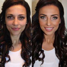 Natural makeup and subtle glam makeup:  Kissable Complexions