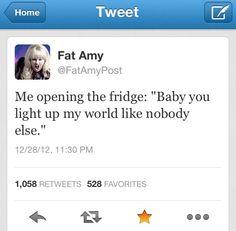 I love Fat Amy