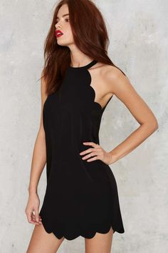 Above The Curve Halter Dress - Valentine's Day | Best Sellers | Back In Stock | Going Out | LBD | Dresses