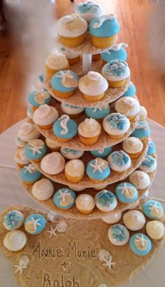 Let Them Eat Cake - Custom Maine Wedding Cakes #DBBridalStyle