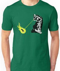 future cat Unisex T-Shirt