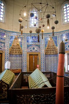 Mezquita de Süleymaniye, último lugar de descanso de Suleiman y Hurrem Sultan: están enterrados en mausoleos adjuntos a la mezquita