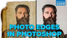 Here is a photoshop tutorial that will show you how to roll your own dynamic photo edges in Photoshop
