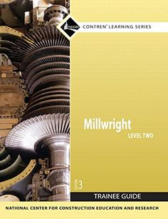 7 best blueprint reading images on pinterest blueprint reading millwright level 2 trainee guide paperback 3rd edition malvernweather Choice Image