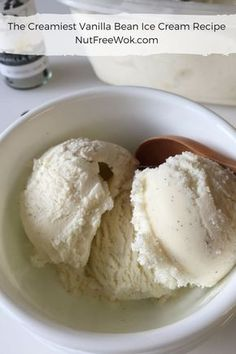 Take your homemade ice cream to the next level of deliciousness and watch your friends and family members help themselves to seconds and thirds with enthusiasm. The Creamiest Vanilla Bean Ice Cream Recipe will become your family favorite.