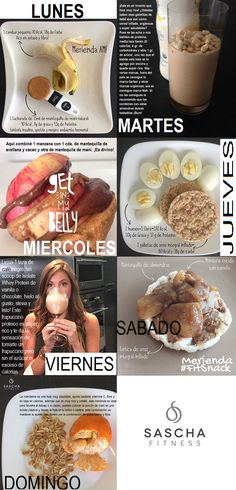 "meriendas (am) saludables para la semana"" por Sascha Fitness - Tap the pin if you love super heroes too! Cause guess what? you will LOVE these super hero fitness shirts! Healthy Eating Recipes, Healthy Life, Dog Food Recipes, Healthy Snacks, Eat Healthy, Clean Eating Plans, Light Recipes, Food Hacks, Food Tips"