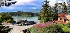 Private Island Talon Lodge Alaska