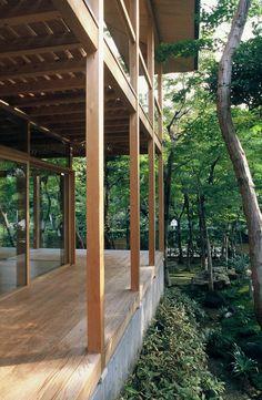 楓林の家 横内敏人建築設計事務所
