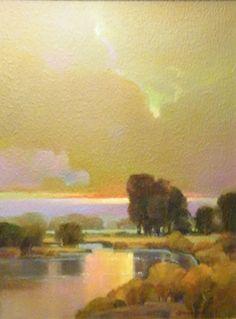 Sunset Reflected  by Mac Stevenson