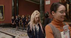 Juno Temple in the film 'St. Trinians' (2007)