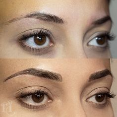 The art of cosmetic tattoos…  Microbladed/3D/Hairstroke eyebrows create a natural, subtle enhancement of your existing features. We love to adorn your natural beauty.  Our gallery showcases examples of our previous work. Please visit http://rouge.ink/gallery for more photos!