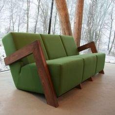 contemporary modular sofa DADDY'S by A.Neugebauer & J.T.Hoeven De Vorm