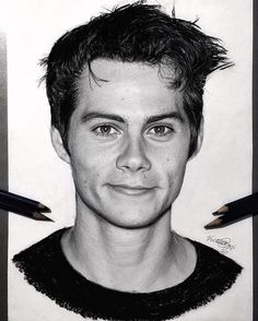 WANT A FREE FEATURE ?   CLICK LINK IN MY PROFILE !!!    Tag  #LADYTEREZIE   Repost from @victorz777   #dylanobrien drawing  Glad teen wolf is back with a trailer! Also kinda sad that it's the last season  what do you teen wolf fans think? A Print of this is available for purchase check out the link in my Bio if interested! Tag a friend  via http://instagram.com/ladyterezie