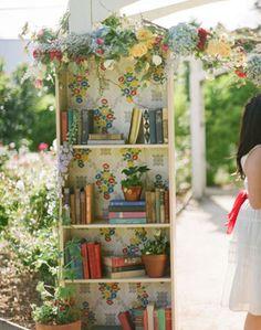 Summer shelves
