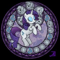 Stained Glass Of Rarity