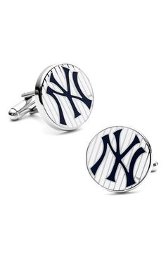 Ravi Ratan 'New York Yankees' Cuff Links available at Nordstrom
