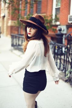 Digging this style! #autumn #street #style