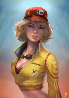 Cindy by JuneJenssen on DeviantArt Final Fantasy Xv, Fantasy Series, Cindy Aurum, Pin Up, Comic Games, 1 Girl, Anime Fantasy, Cultura Pop, Totoro