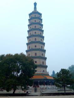 Бишушаньчжуан — летняя резиденция Цинских Императоров Китая, и немного о китайском городе Чэндэ — Rovdyr Dreams