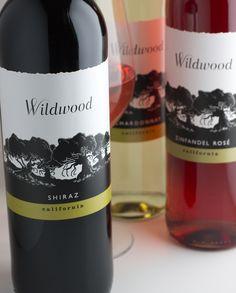 Wildwood – UK multiple range. Harpers Wine & Spirit Design Awards 2010 Bronze Medal