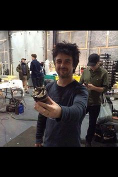 If you dont have Bilie Joe Armstrong offering you a cupcake on your profile your running the wrong page