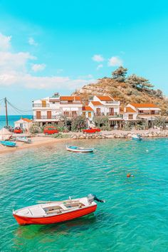 Best Place to Visit Greece. 12 Best Place to Visit Greece. 19 Best Places In Greece to Visit Hand Luggage Ly Beautiful Places To Travel, Cool Places To Visit, Places To Go, Romantic Travel, Romantic Vacations, Beautiful Beaches, Greek Islands To Visit, Greece Islands, Greece Vacation