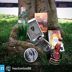 #Repost @hectorrios86 ・・・ ¡Feliz día del libro a los asiduos amantes de la lectura!  @worldclass.spain estos libros fueron mi punto de partida, mi inspiración en la creación de MACONDO No. 10 - Cien años de soledad de Gabriel García Márquez y Tragos Mágic