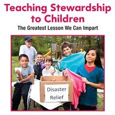 Teaching Stewardship to Children