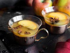 Die alkoholfreie Alternative: Apfel-Glühwein