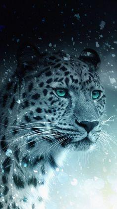 Snow Leopard iPhone Wallpaper - iPhone Wallpapers