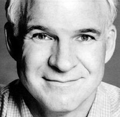Steve Martin: comedian, actor, writer