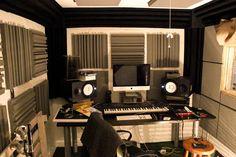 its a house - music-studio
