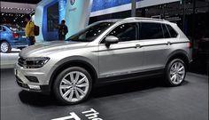 2016 VW Tiguan...