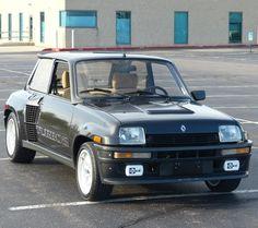 Modern days > Renault 5 Turbo 2