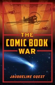comic book war