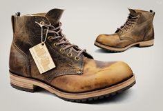 Dundas x Livid Boots