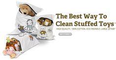 How to clean stuffed animals – Teddy Needs a Bath!