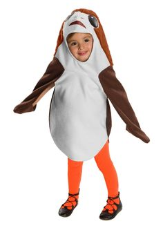 When they put on the Star Wars: The Last Jedi Porg Child's Halloween Costume, your child will look like they just arrived from a galaxy far, far away. This adorable costume is based on the small creatures that keep Luke Skywalker company. Star Wars Halloween Costumes, Toddler Halloween Costumes, Cute Costumes, Baby Costumes, Halloween Ideas, Costume Ideas, Purim Costumes, Star Costume, Costume Parties