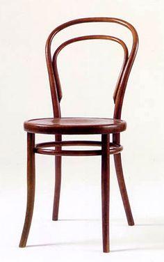 chaise de bistrot thonet-tout simplement