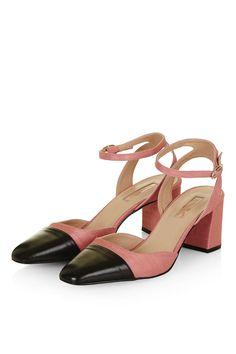 4bddf0821d8 JEWEL Toecap MaryJanes - Topshop Cap Toe Shoes
