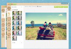Los mejores sitios para editar tus fotos
