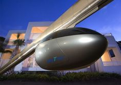 Futuristic Vehicle, SkyTran, Personal Maglev Transport System, NASA Space Act, future transportation, high speed vehicle, Israel