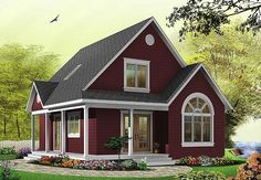 The Celeste 3 1197 - 2 Bedrooms and 2.5 Baths   The House Designers