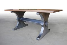 "Brooklyn ""X"" Dining Table"