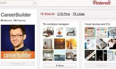 How to use Pinterest during your job search