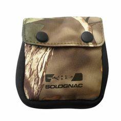 Solognac 10 Bullets Cartridge Belt 300 Bag