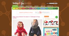 Featured on Babyology blog  http://babyology.com.au/fashion/keep-snug-whatever-the-season-in-cabbages-kings-scarves.html