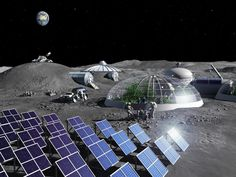 NASA's Artemis Base Camp on the Moon Will Need Light, Water and Elevation Moon Moon, Moon Dust, Artemis, Fusion Nucléaire, Oxygen Plant, Nasa Engineer, Space Colony, Water Lighting, Light Water